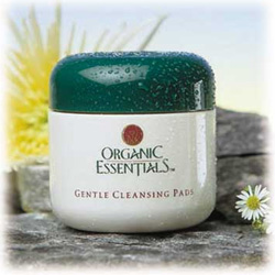 Gentle Cleansing Pads